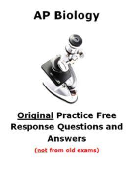 Ap Biology Exam Essay Free Response Questions - DocsBay