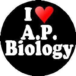 East High School Mr Newman AP Biology sample essays